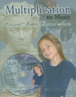 Classical Math to Classical Music Multiplication