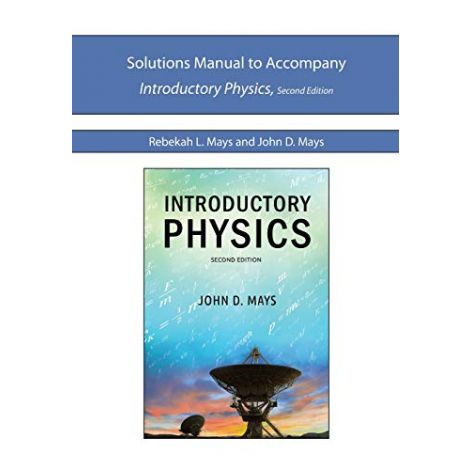 Novare Intro Physics Solutions Manual
