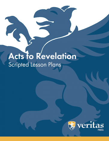 Acts to Revelation | Lesson Plans
