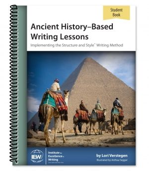 Ancient History-Based Writing Lessons | Veritas Press