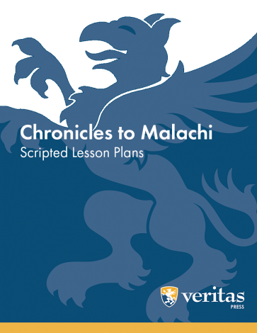 Bible - Chronicles to Malachi - Lesson Plans