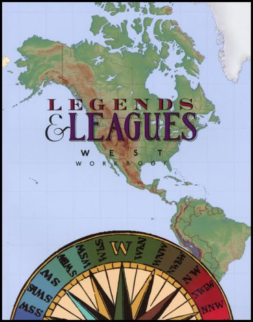 Legends & Leagues West Workbook (eBook) | Veritas Press