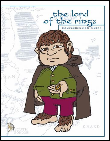 Lord of the Rings Comprehension Guide (eBook)