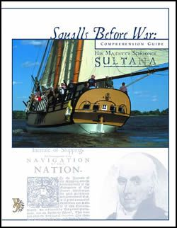 Squalls Before War Comprehension Guide (eBook)
