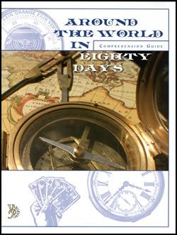 Around the World in Eighty Days Comprehension Guide (eBook)