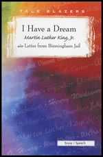 I Have a Dream Also Letter from Birmingham Jail - Tale Blazers (6P)