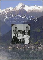 My Favorite Songs: Maria von Trapp's Childhood Folk Songs