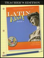 Latin Alive! 1 Teachers Edition