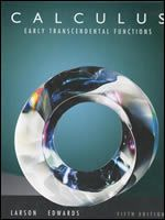 Cover: CALCULUS: EARLY TRANSCENDENTAL FUNCTIONS Student Text