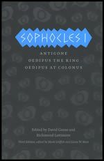 Sophocles I: Antigone, Oedipus the King, Oedipus at Colonus - The Complete Greek Tragedies (1P)