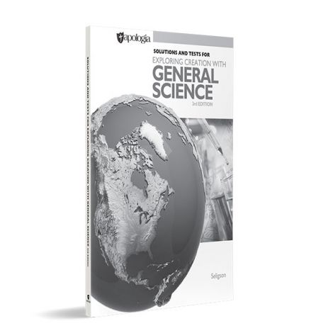 General Science Solutions and Tests 3rd Ed.