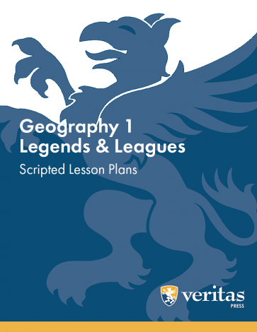 Geography 1 - Legends & Leagues - Lesson Plans