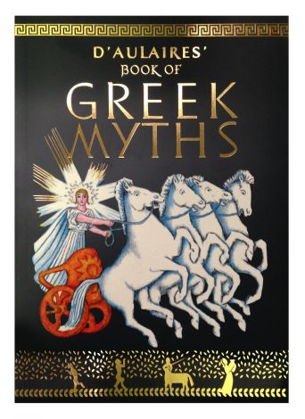 D'Aulaires' Book of Greek Myths | Veritas Press