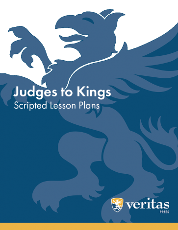 Bible - Judges to Kings - Lesson Plans