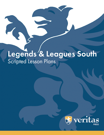 Legends & Leagues South | Lesson Plans