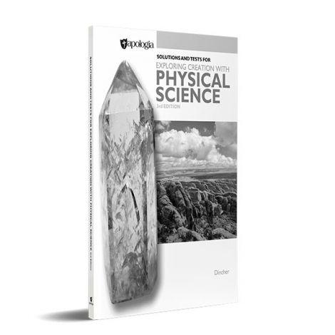Physical Science Solutions and Tests 3rd Ed.