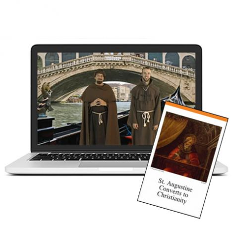 Middle Ages, Renaissance & Reformation - Self-Paced Course